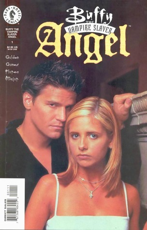 Buffy the Vampire Slayer: Angel: The Hollower Part 1 (Buffy the Vampire Slayer: Angel #1 Comic)