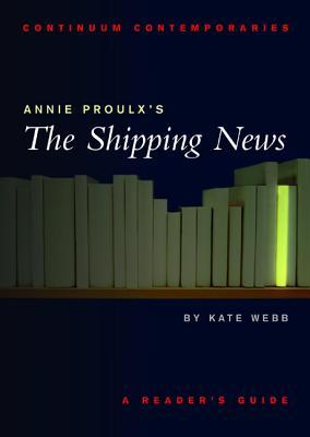 Annie Proulx's the Shipping News