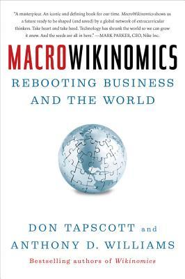 Macrowikinomics by Don Tapscott