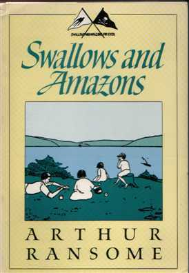 book cove: Swallows and Amazons by Arthur Ransome