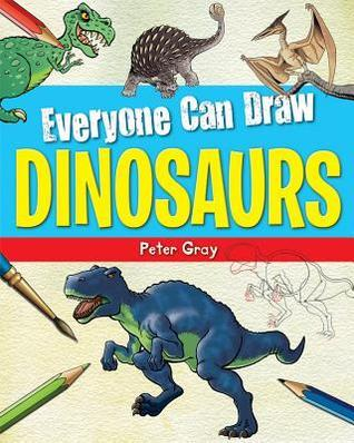 Everyone Can Draw Dinosaurs
