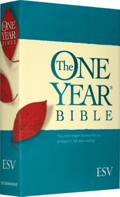 Holy Bible: English Standard Version - One Year Bible, ESV