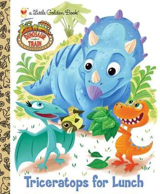 Triceratops for Lunch (Dinosaur Train)