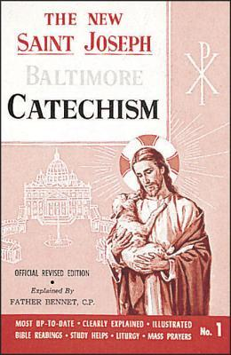 Saint Joseph Baltimore Catechism by Plenary Councils of Baltimore