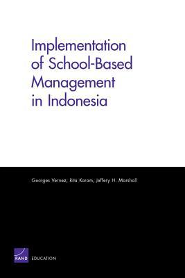 Implementation of School-Based Management in Indonesia