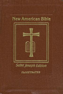 Saint Joseph Gift Bible, Deluxe Medium Size Print Edition by Anonymous