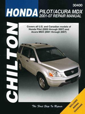 Honda Pilot/Acura MDX: 2001-07 Repair Manual