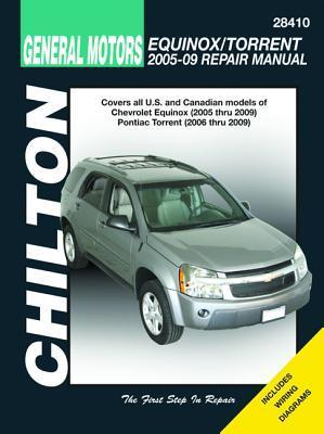 General Motors Equinox & Torrent 2005-09 Repair Manual