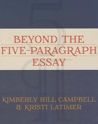 The five paragraph essay book