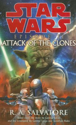 Attack of the Clones (Star Wars: Novelizations #2)