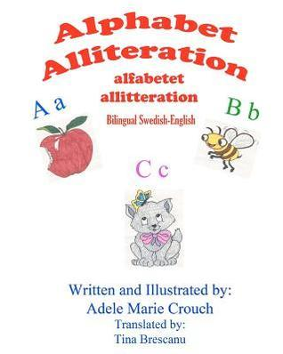 Alphabet Alliteration Bilingual Swedish English