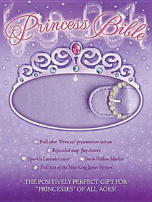 NKJV, Princess Bible, Leathersoft: Lavender - New King James Version