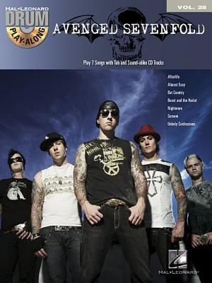 Avenged Sevenfold: Drum Play-Along Volume 28