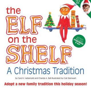 Elf on the Shelf by Carol V. Aebersold