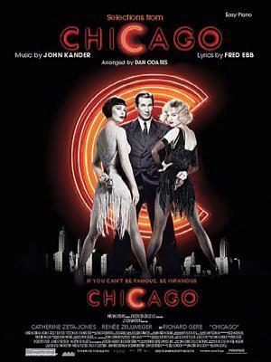 Selections from Chicago (Motion Picture): Piano Solos