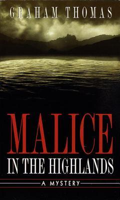 Malice in the Highlands (Erskine Powell, #1)