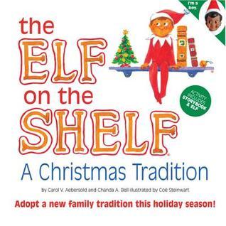 Elf on the Shelf by Carol V. Aebersold