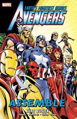 Ebook Avengers Assemble - Volume 4 by Kurt Busiek read!