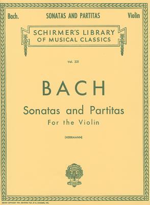 Bach: Sonatas and Partitas for Violin Solo