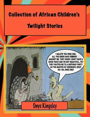 Collection of African Twilight Children's Stories