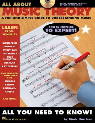 All about Music Theory by Mark    Harrison