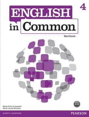 English in Common 4 Workbook