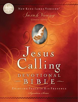 Jesus Calling Devotional Bible-NKJV