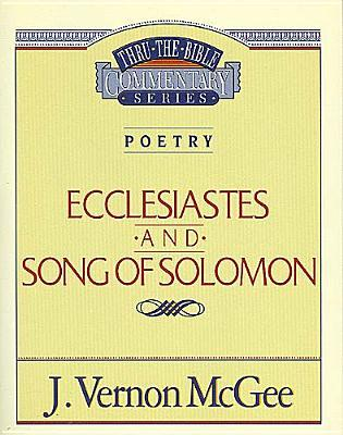 Ecclesiastes / Song of Solomon