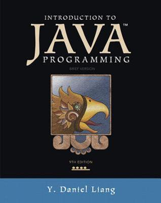 Introduction to Java Programming, Brief Version [with MyProgrammingLab & eText Access Card]