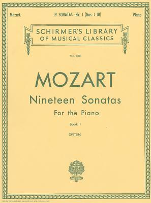 19 Sonatas - Book 1: English/Spanish Schirmer Library of Classics Volume 1305 Piano Solo