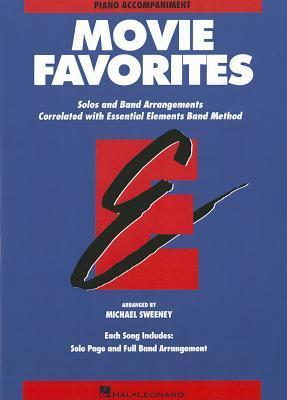 Essential Elements Movie Favorites: Piano Accompaniment