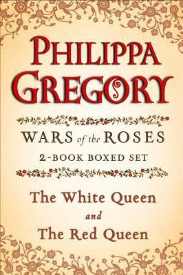 Philippa Gregory's Wars of the Roses 2-Book Boxed Set: The Red Queen and The White Queen