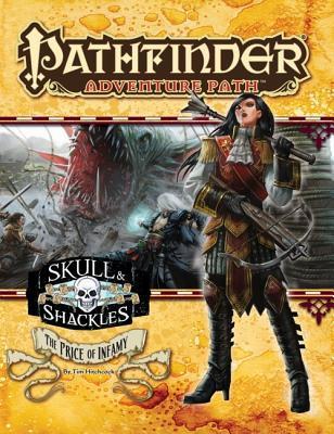 Pathfinder Adventure Path #59: The Price of Infamy