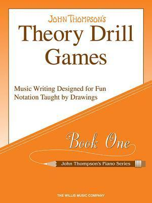 Theory Drill Games - Book 1: Elementary Level