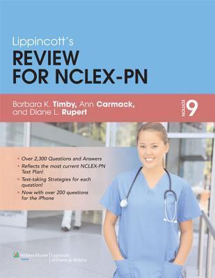 NCLEX-PN 5000 Prepu & Lippincott Review for NCLEX-PN 9e Package