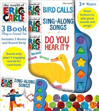 Play a Sound Set Eric Carle