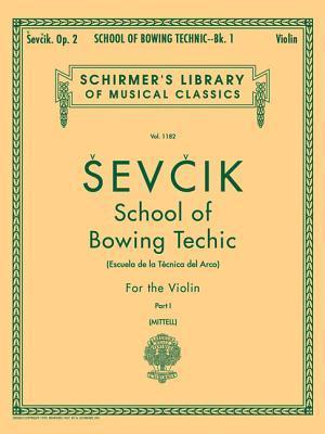 School of Bowing Technics, Op. 2 - Book 1: Violin Method