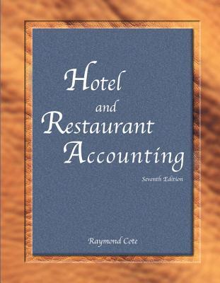 Hotel and Restaurant Accounting with Answer Sheet