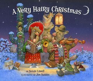 A Very Hairy Christmas por Susan Lowell