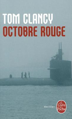 Octobre Rouge (Jack Ryan, #3)
