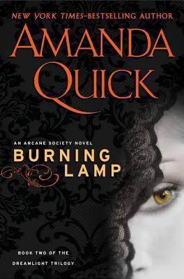 Burning Lamp (Arcane Society, #8) by Amanda Quick