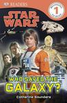 Star Wars: Who Saved the Galaxy? (DK Readers Level 1)