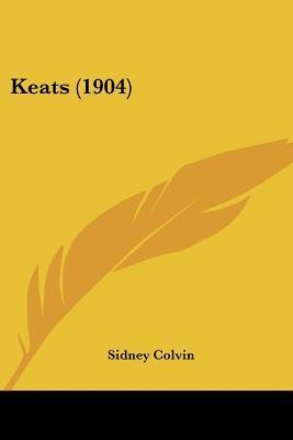 Keats by Sidney Colvin