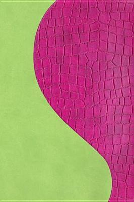 Biblia de Promesas DOS Tonos Piel ESP. Rosa & Verde: Promise Bible 2 Tone Bon.Lther Hot Pink & Lemon Green