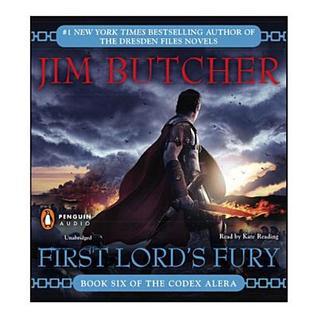First Lord's Fury (Codex Alera, #6)