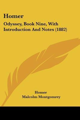 The Odyssey, Book IX, with Introduction and Notes (1882)
