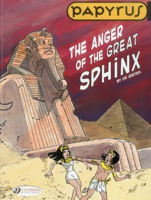 The Anger of the Great Sphinx por Lucien De Gieter