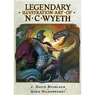 Legendary Art Of N.C. Wyeth