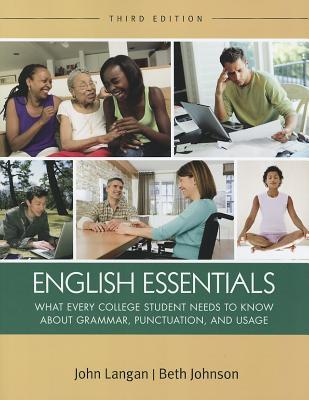 Download Book English Essentials By John Langan Epub Pdf Kindle Free Download Epub