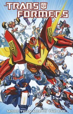 Transformers: More Than Meets the Eye, Volume 1(Transformers: More Than Meets the Eye 1)